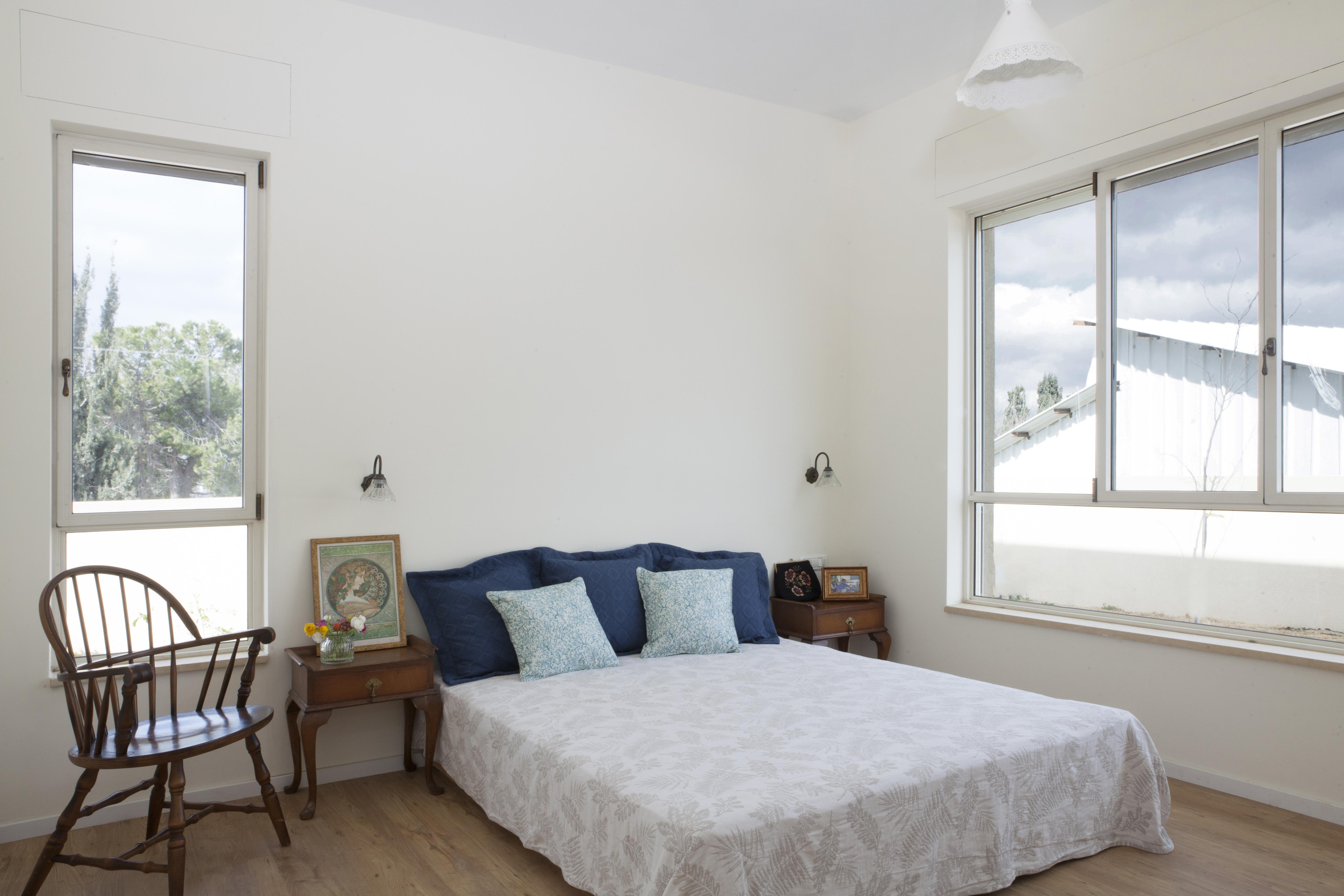 חדר שינה הורים צילום הגר דופלט