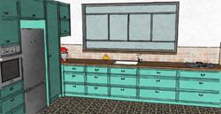 L kitchen sketc1