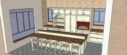 island kitchen sketch1