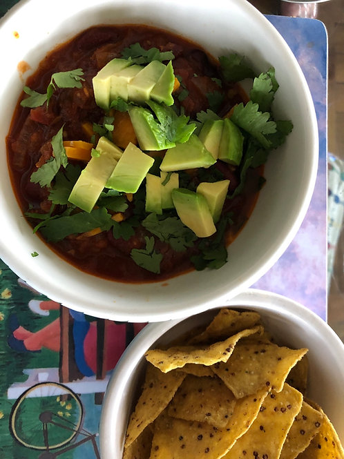 Soup -Spicy Mexican