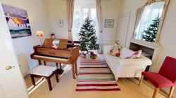 Living Room - Edinburgh Home