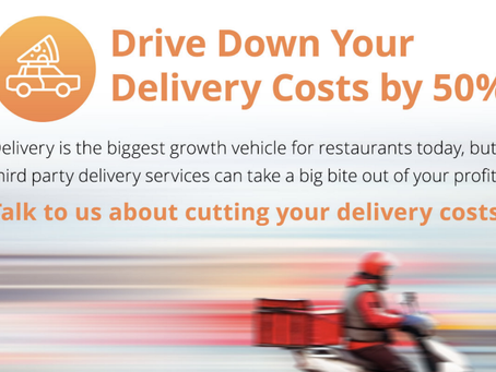 The Best Tool for Growing Your Restaurants' Delivery Sales — Commission Free!