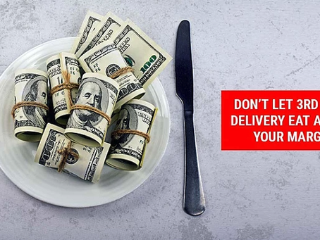How to Grow Restaurant Delivery Sales, Without Forcing Customers to Order from Third Party Delivery