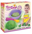 True Dough Tekli Set Yeşil