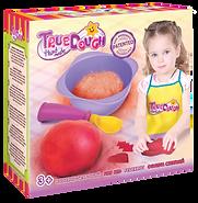 True Dough Tekli Set Kırmızı