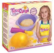 True Dough Tekli Set Sarı