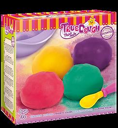 True Dough Renk Seti Temel Renkler