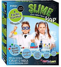 slime yap bilim seti kutusu