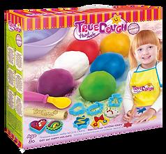 True Dough Hediye Setleri Gift Set Mutlu Tatiller