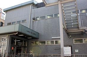 浜竹図書館外観写真