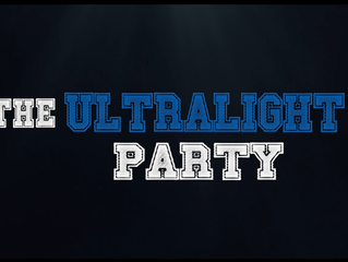 The Ultralight Party Has Finally Arrived