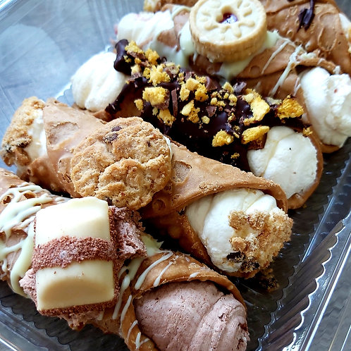 Cannoli (Chocolate Biscuit Limited Edition Box)