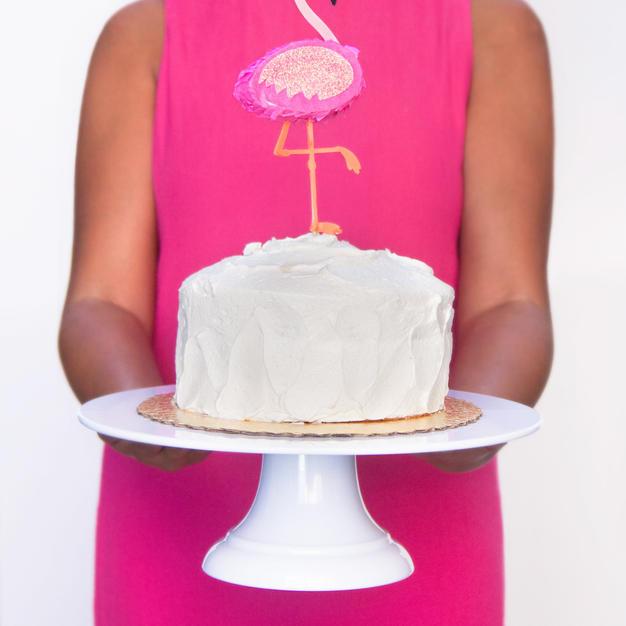 Shatterproof Cake Stand