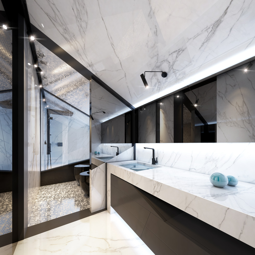 PROGETTO BAGNO WHITHE