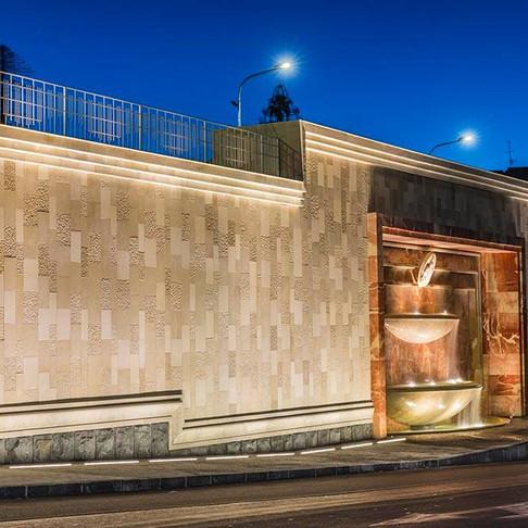 Ragionamento da Architetto della mia epoca: la fontana del #TondoGioeni.