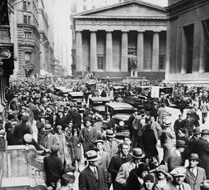 DJI on Fingraphs Great Depression