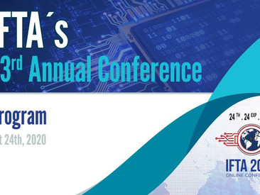 The Power of Cross Asset Confirmations, presentation by MJT at IFTA's 33rd online Annual Conference