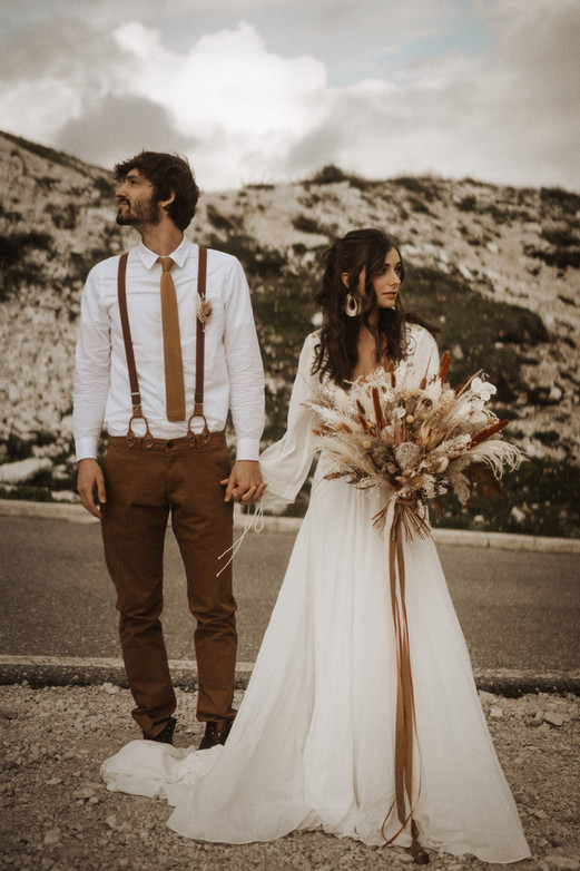 matrimonio-stile-boho-bouquet-fiori