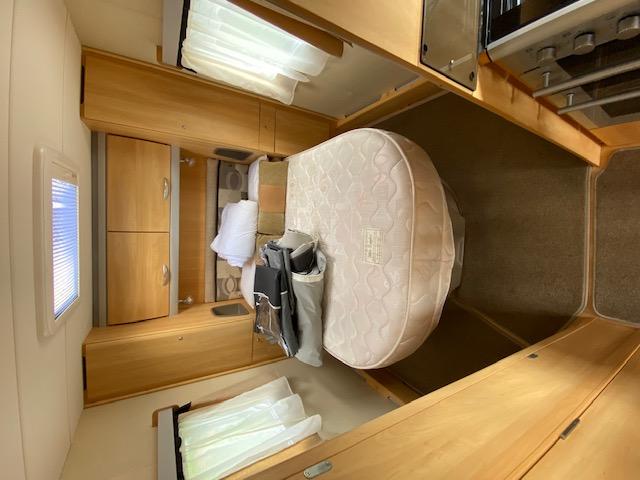Sterling Elite Explorer - Bedroom