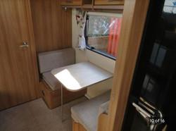 Bailey Pegasus lV Ancona - Seats
