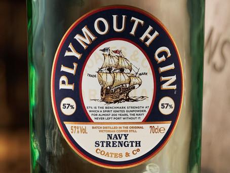 Anyone ever heard of Coast Guard strength gin?