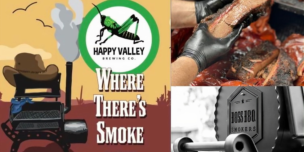 Where There's Smoke Beer Launch