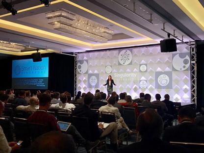 Singularity University Global Summit: Autonomous Vehicles and the Impact on Cities