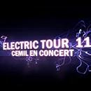 Teaser tournée Cemil 2011