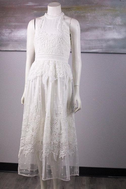 AQUA - White Dress Destination Wedding