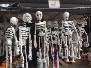 """Mexico's """"Day of the Dead"""""""