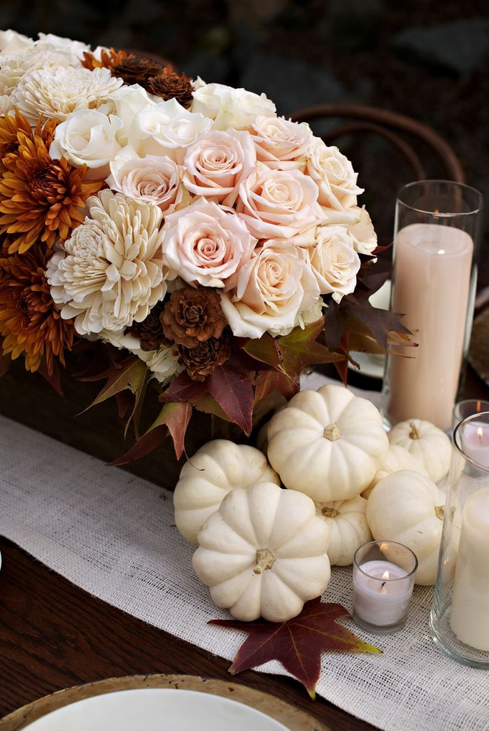 Happy Thanksgiving from Très Jolie Events!