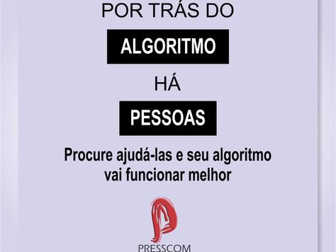 Algoritmos x Pessoas
