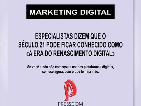 Marketing Digital: comece a usar!