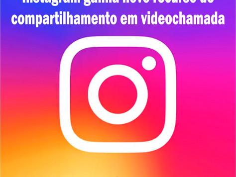 Novidade no Instagram!