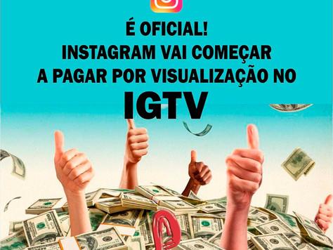 Instagram aposta no IGTV