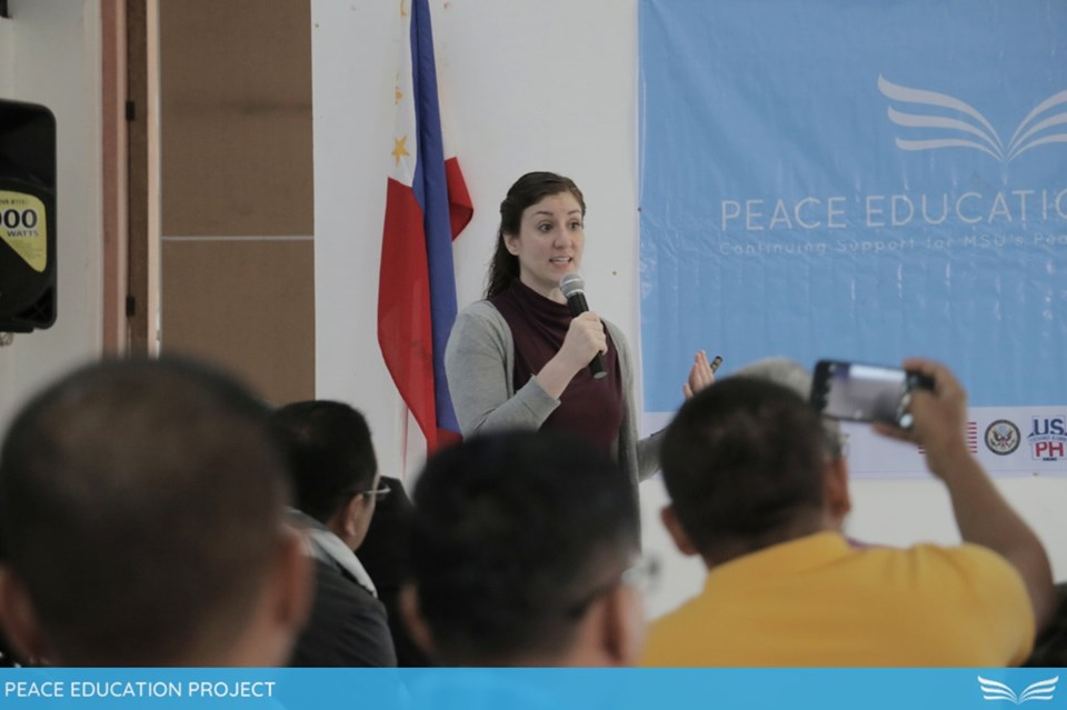 Conflict Workshop in The Philippines