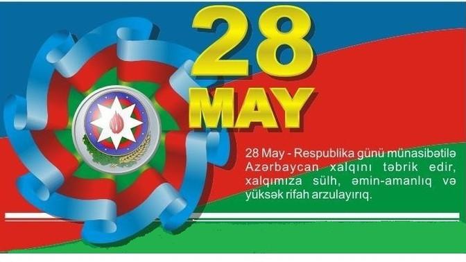 28 May-Respublika günü