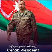 Doğum gününüz mübarək, Cənab Prezident!