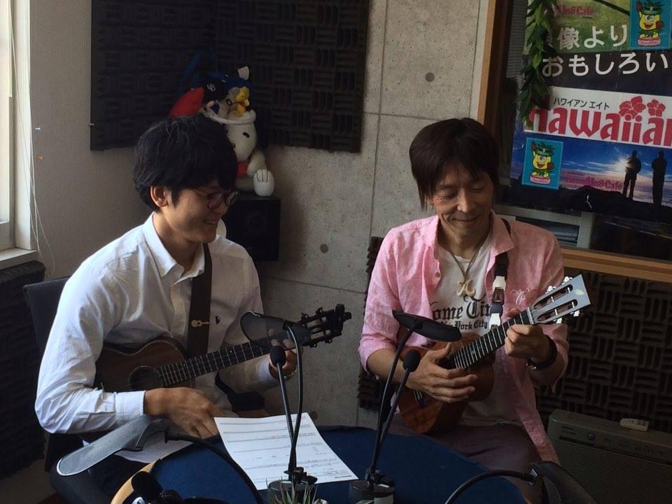 2016/04/30 Guests: 鈴木智貴 & Akira Kira