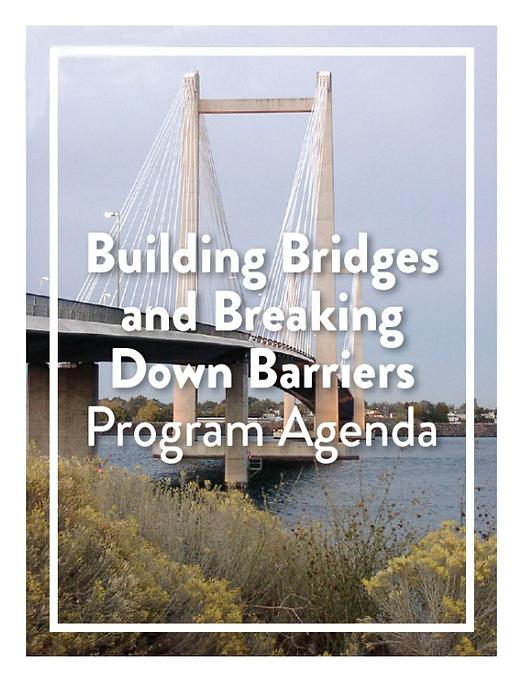 Annual Program Agenda - Cover Page Templ