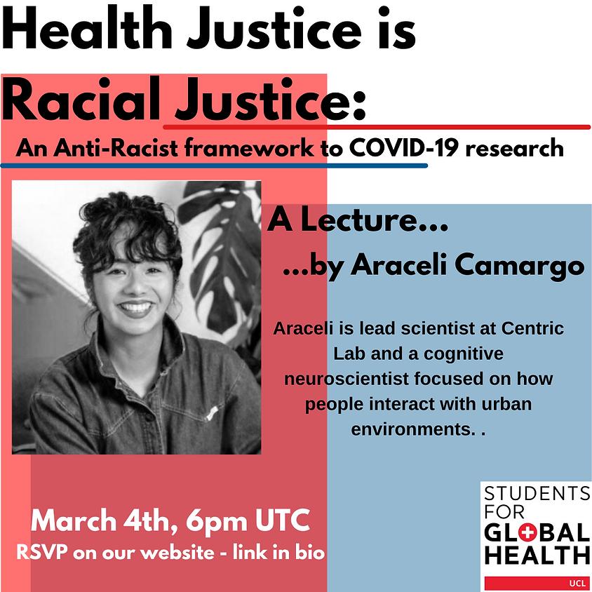 Health Justice is Racial Justice