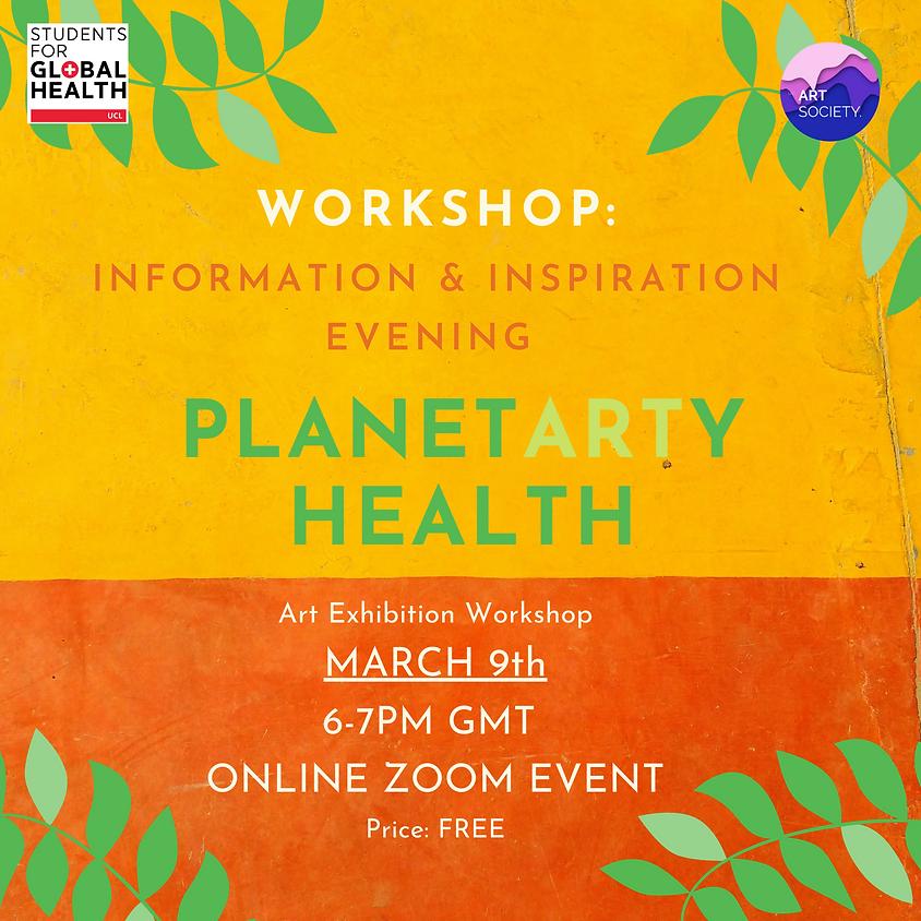 Planetarty Health Workshop II