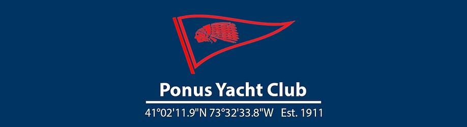 Ponus Yacht Club Banner
