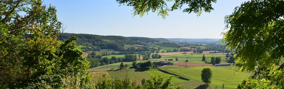 discover the south ouest of france chateau saint denis (CDT47)