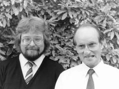 Ian Handricks & John Shennan