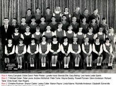 Glen Innes Intermediate School 1967