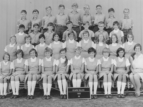 Selwyn College 1968