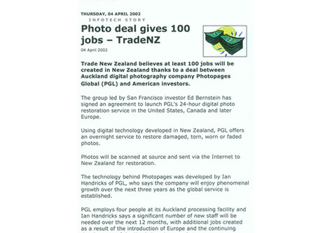 Photo deal gives 100 jobs