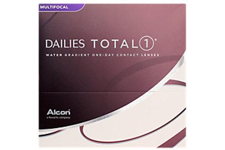 Dailies Total 1 Multifocal Lens 90 Pack
