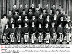 Glen Innes Intermediate School 1966